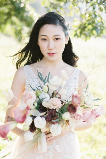 Whimsical Meadow Wedding Inspiration With Dried Florals   Olea & Fig Studio   The Stage Photography 29