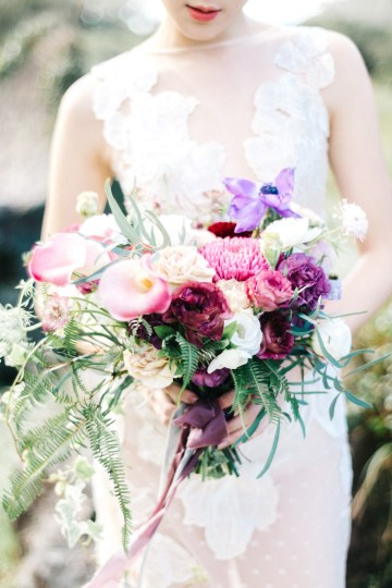 Whimsical Meadow Wedding Inspiration With Dried Florals   Olea & Fig Studio   The Stage Photography 3