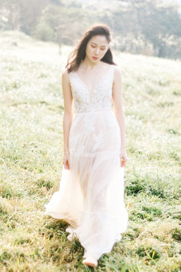Whimsical Meadow Wedding Inspiration With Dried Florals   Olea & Fig Studio   The Stage Photography 30