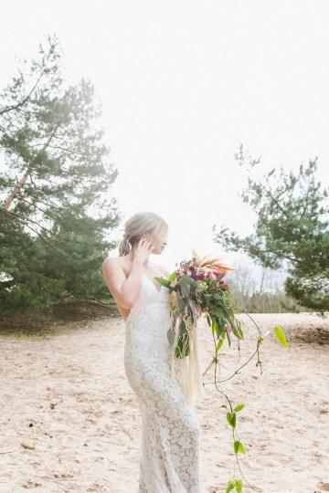 Bohemian Dreamcatcher Wedding Ideas With Moroccan Style | Simone Altmayer Photography & Design 45