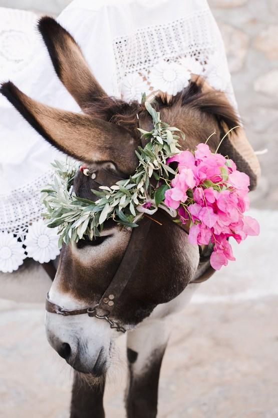 Delightfully Pretty & Wildy Fun Greek Destination Wedding | Penelope Photography 20