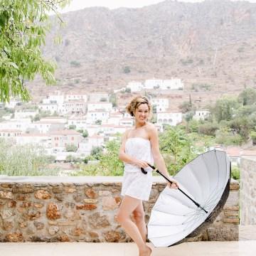 Delightfully Pretty & Wildy Fun Greek Destination Wedding | Penelope Photography 3