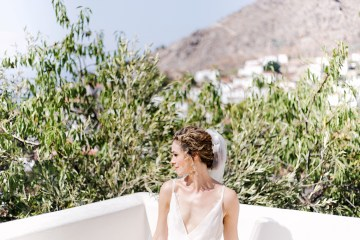 Delightfully Pretty & Wildy Fun Greek Destination Wedding | Penelope Photography 32