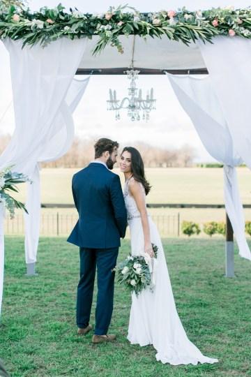 Equestrian Luxe; Boho Wedding Inspiration From Argentina | Steven Leyva Photography | Burlap & Bordeaux 64
