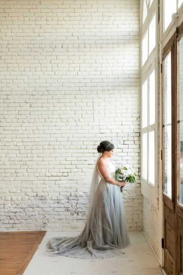 Literary Chic Loft Wedding (With A Harry Potter Cake!)   Brio Photography 4