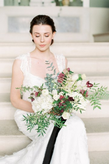 Luxurious Coco Chanel Inspired Wedding Ideas | Bowtie & Belle Photography 17