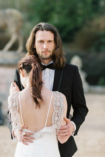 Luxurious Coco Chanel Inspired Wedding Ideas | Bowtie & Belle Photography 28