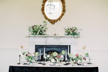 Luxurious Coco Chanel Inspired Wedding Ideas | Bowtie & Belle Photography 38