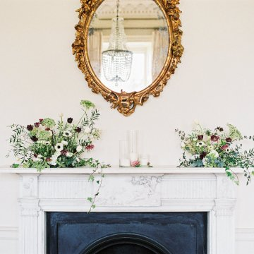 Luxurious Coco Chanel Inspired Wedding Ideas | Bowtie & Belle Photography 40