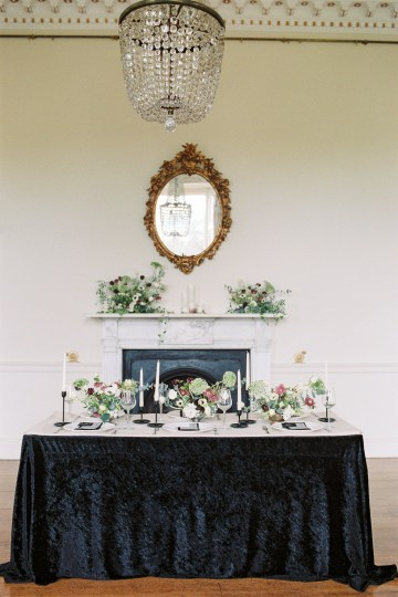 Luxurious Coco Chanel Inspired Wedding Ideas | Bowtie & Belle Photography 9