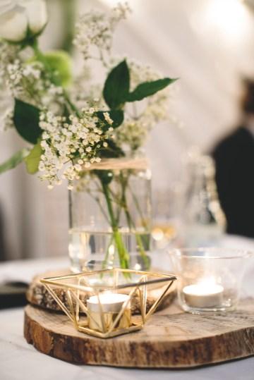 Relaxed & Woodsy Swedish Island Wedding | Sara Kollberg 13