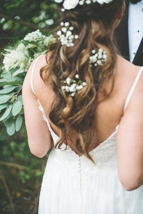Relaxed & Woodsy Swedish Island Wedding | Sara Kollberg 3