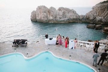 Romantic & Luxe Capri Destination Wedding   Purewhite Photography 12