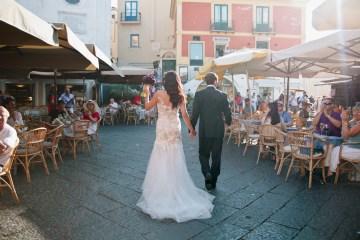 Romantic & Luxe Capri Destination Wedding   Purewhite Photography 2
