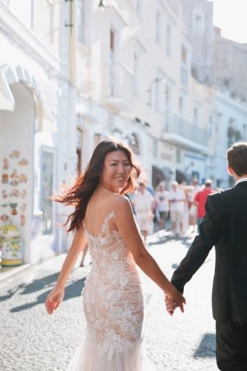 Romantic & Luxe Capri Destination Wedding   Purewhite Photography 30
