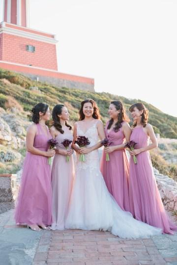 Romantic & Luxe Capri Destination Wedding   Purewhite Photography 42