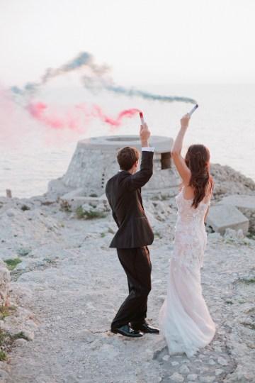 Romantic & Luxe Capri Destination Wedding   Purewhite Photography 48