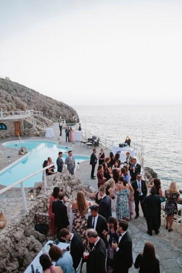 Romantic & Luxe Capri Destination Wedding   Purewhite Photography 54