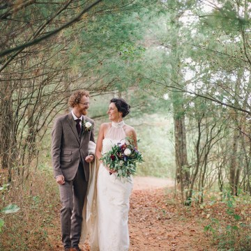 Rustic Orchard Wedding (With The Most Generous Guests)   Alabaster Jar Photography 16