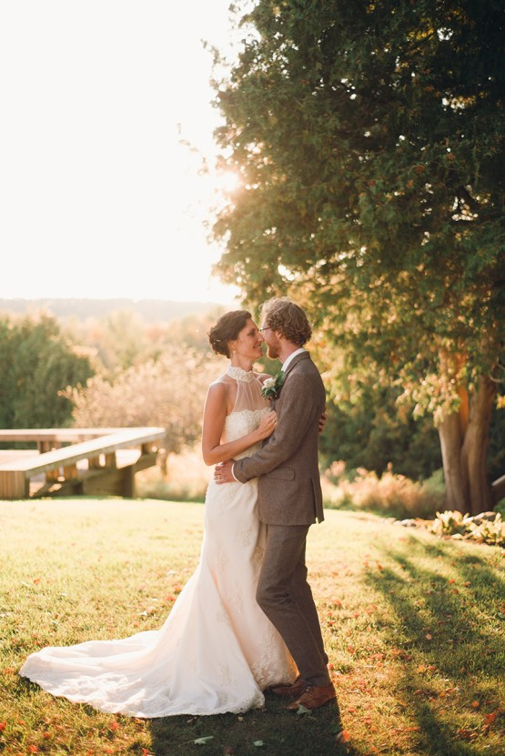Rustic Orchard Wedding (With The Most Generous Guests)   Alabaster Jar Photography 9