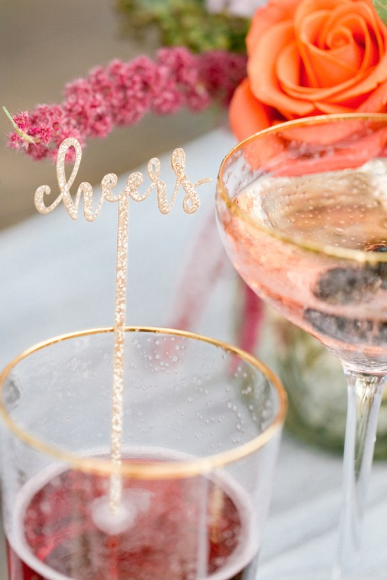 Summer Berry Wedding Ideas From The Hill Country | Jessica Chole 34