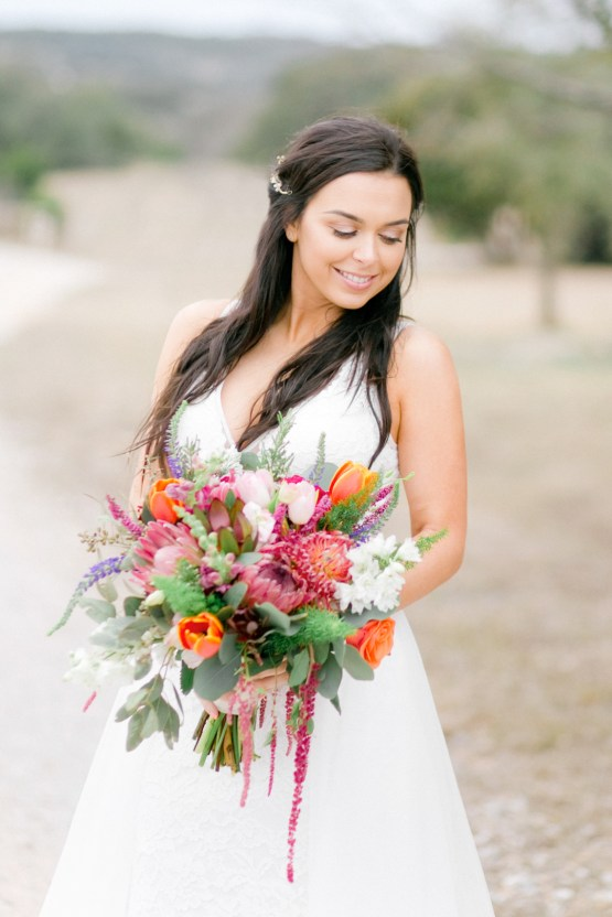 Summer Berry Wedding Ideas From The Hill Country | Jessica Chole 40