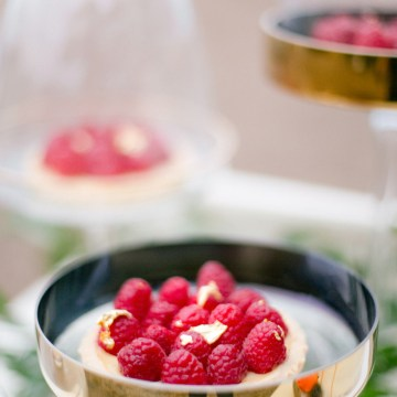 Summer Berry Wedding Ideas From The Hill Country   Jessica Chole 59