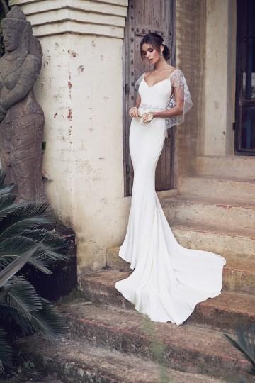The Romantic & Sparkling Anna Campbell Wanderlust Wedding Dress Collection | Eva Dress-2