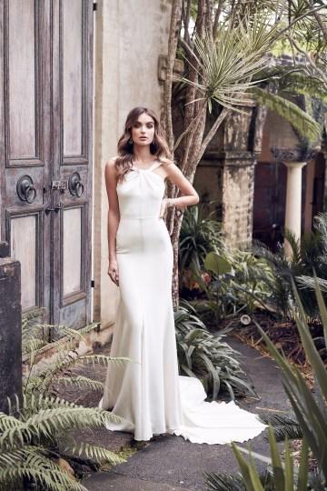 The Romantic & Sparkling Anna Campbell Wanderlust Wedding Dress Collection | Rebekah Dress-4