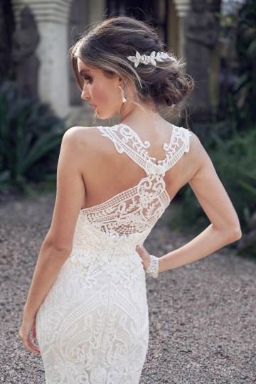 Winter Dress (Trumpet Skirt)-5