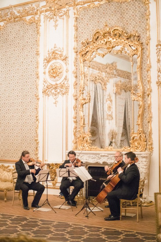 An Elegant Royal Vienna Destination Wedding | A Very Beloved Wedding | Sandra Aberg 51