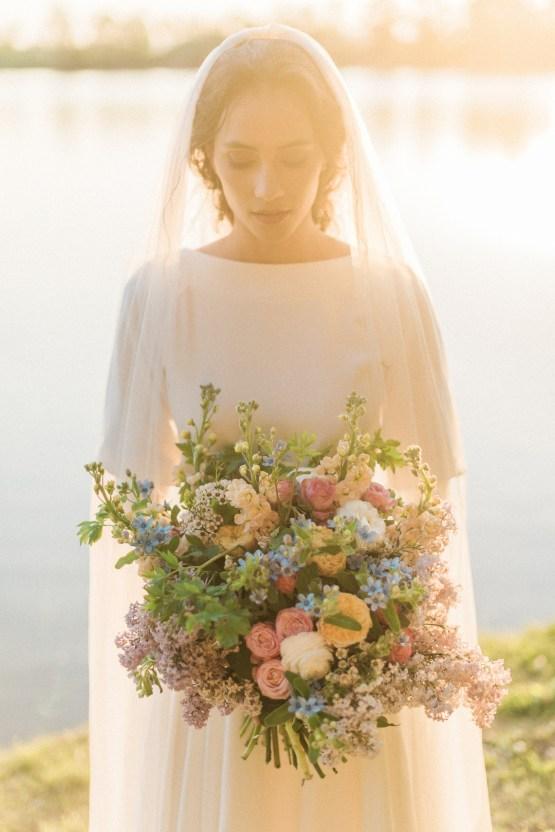 Beltane Goddess Bridal Inspiration With Lilacs And Horses – Gabriela Jarkovska 42
