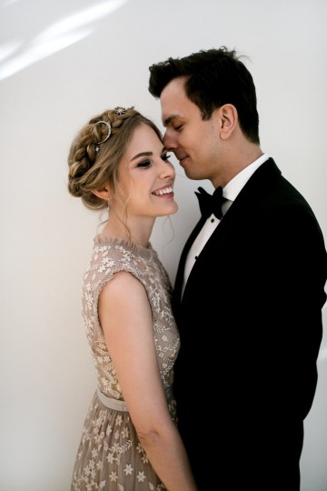 Celestial Ballerina Meets Art Gallery Wedding Inspiration   Alleksana Photography 22