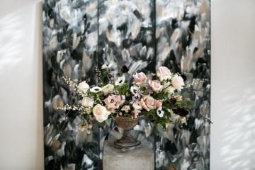 Celestial Ballerina Meets Art Gallery Wedding Inspiration   Alleksana Photography 4