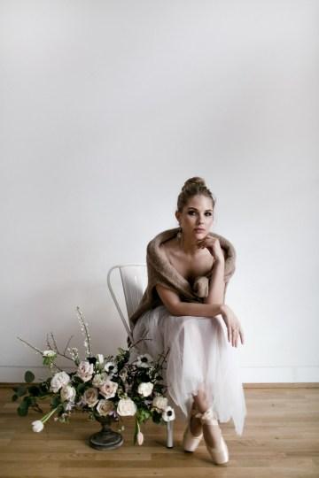 Celestial Ballerina Meets Art Gallery Wedding Inspiration   Alleksana Photography 50