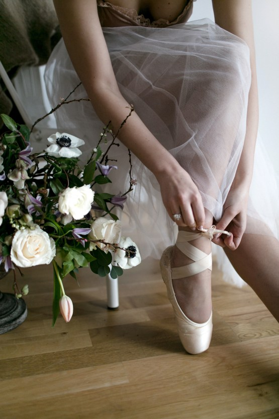 Celestial Ballerina Meets Art Gallery Wedding Inspiration | Alleksana Photography 52