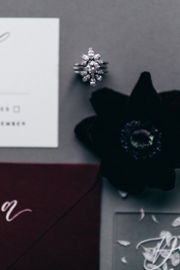 Celestial Ballerina Meets Art Gallery Wedding Inspiration   Alleksana Photography 57