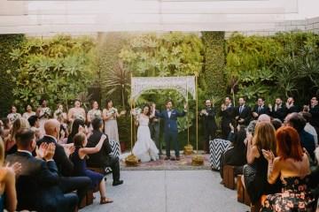 Cool Urban LA SmogShoppe Wedding | Lets Frolic Together 14