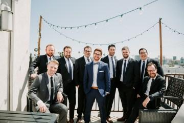 Cool Urban LA SmogShoppe Wedding | Lets Frolic Together 2