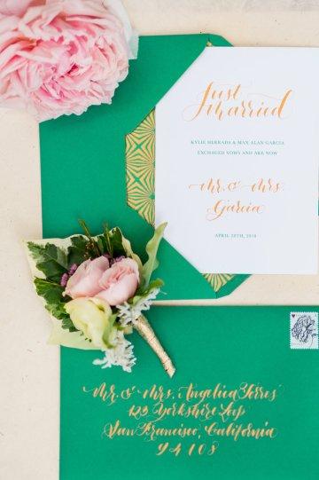 Emerald Green Elopement Inspiration – CMSours Photography 16