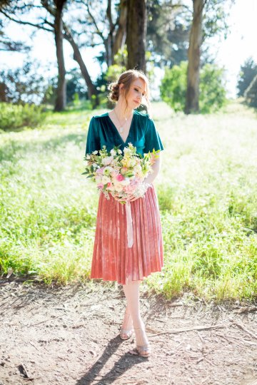 Emerald Green Elopement Inspiration – CMSours Photography 28