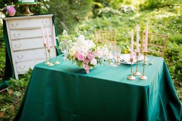 Emerald Green Elopement Inspiration – CMSours Photography 3