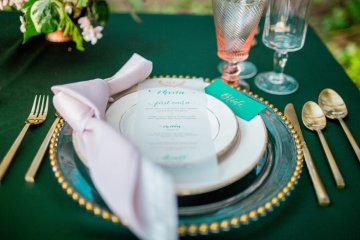 Emerald Green Elopement Inspiration – CMSours Photography 4