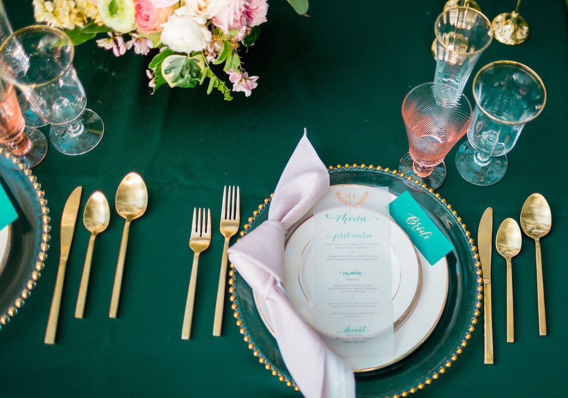 Emerald Green Elopement Inspiration – CMSours Photography 5