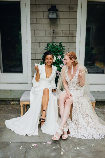 High Style; Luxurious Weed Wedding Ideas | Claire Eliza | High Herstory | Sarah Seven 24