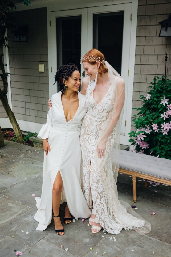 High Style; Luxurious Weed Wedding Ideas | Claire Eliza | High Herstory | Sarah Seven 32