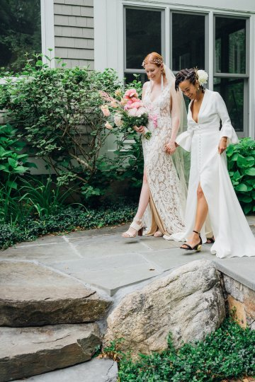 High Style; Luxurious Weed Wedding Ideas | Claire Eliza | High Herstory | Sarah Seven 43