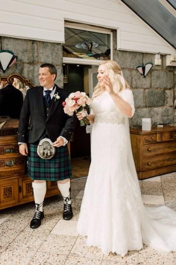Intimate & Idyllic Wales Country House Wedding | Heledd Roberts Photography 19