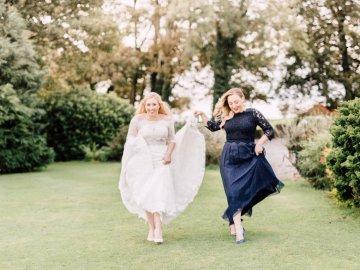 Intimate & Idyllic Wales Country House Wedding | Heledd Roberts Photography 57