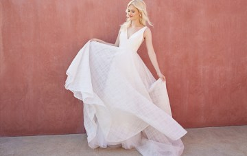 Jenny by Jenny Yoo's Fresh and Totally Modern Wedding Dress Collection